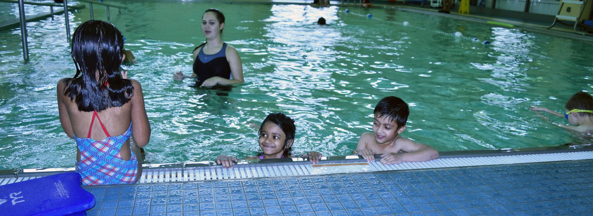 Indian Valley Swim